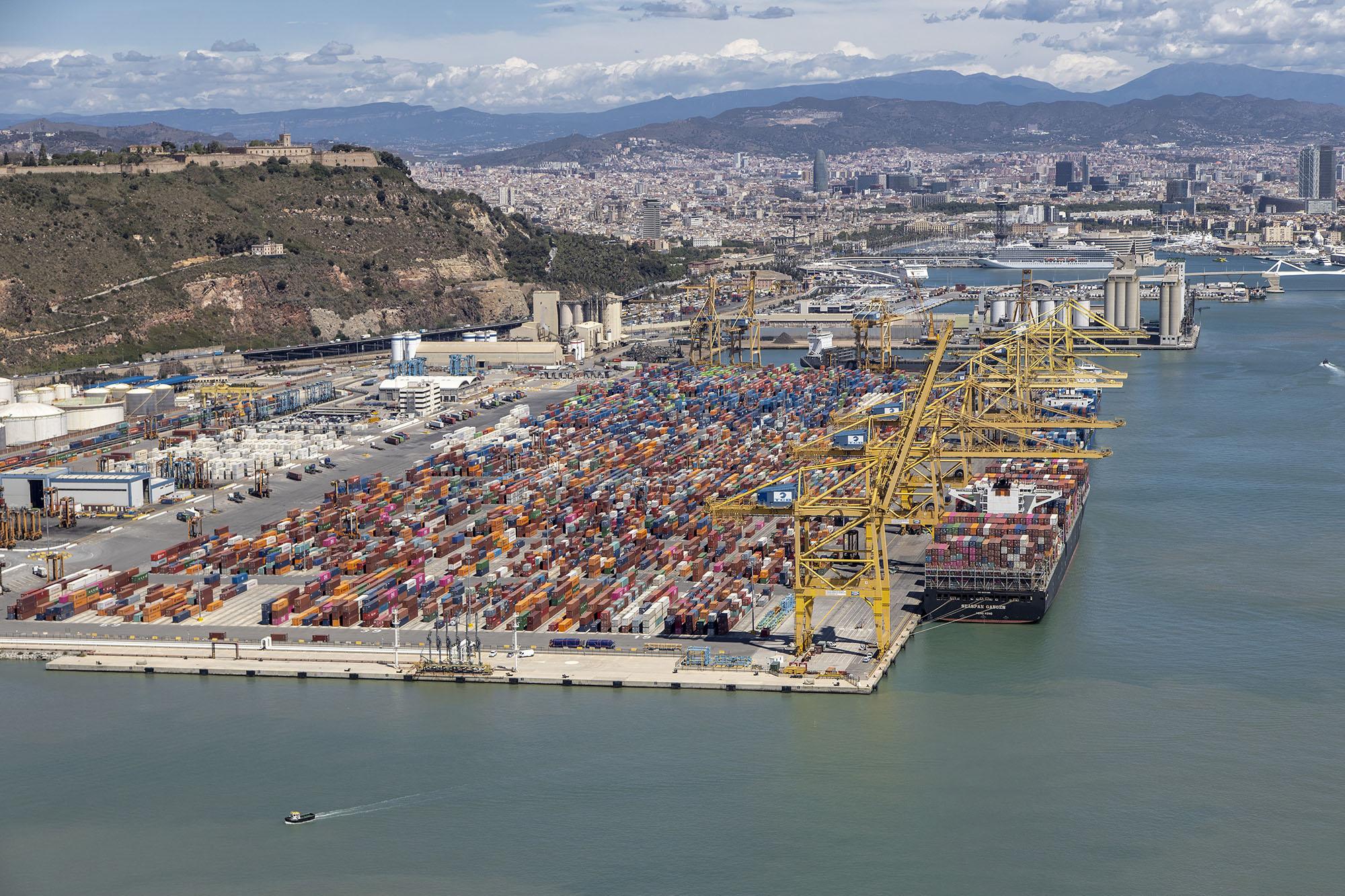 El Port de Barcelona: la inteligencia al servicio de la sostenibilidad y el crecimiento