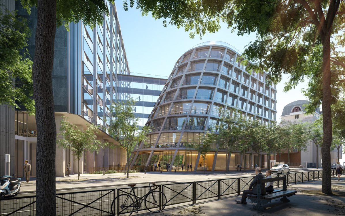 Los edificios del futuro: innovación, tecnología y ecoeficiencia