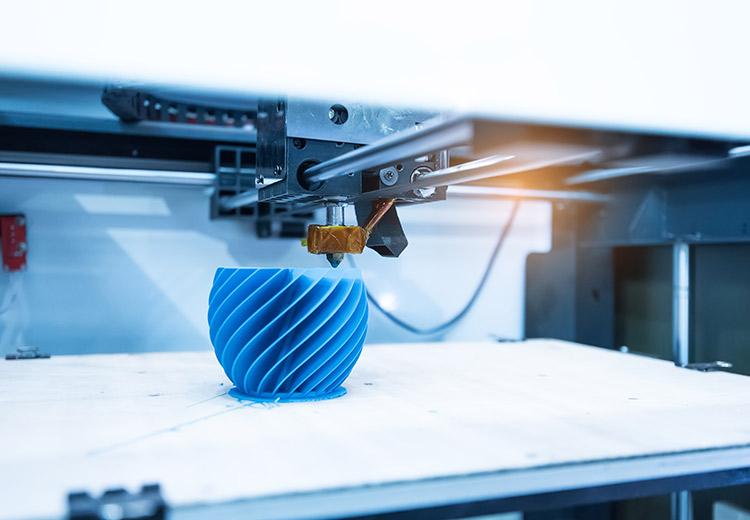 3D printing impact on Logistics